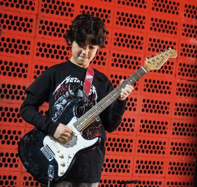 escola de rock festival